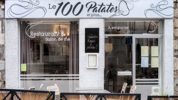 Le 100 Patates Devanture