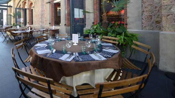 La Batterie - Restaurant - Guyancourt
