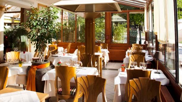 Pavillon Montsouris Salle du restaurant
