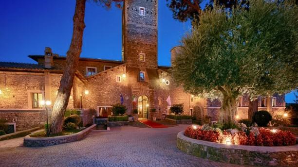 Castello della Castelluccia esterno
