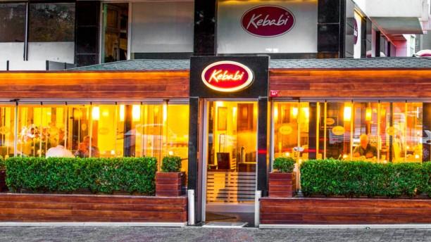 Kebabi The entrance