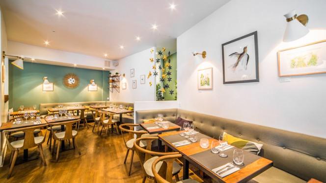 Les Inséparables - Restaurant - Paris