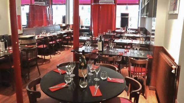 L Envigne Restaurant 9 Rue De Moscou 75008 Paris