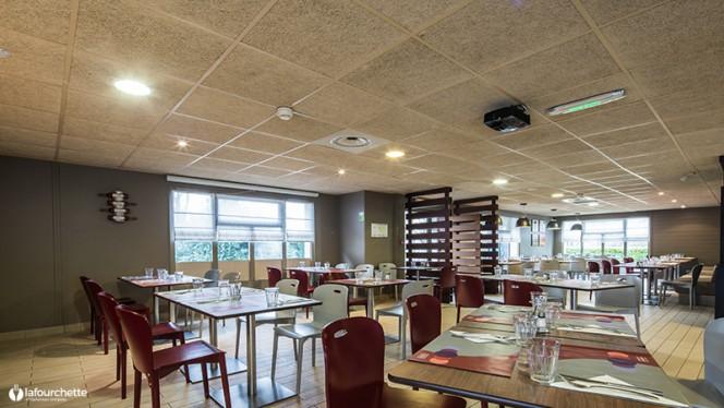 Salle du restaurant - Campanile Bordeaux Le Lac, Bordeaux