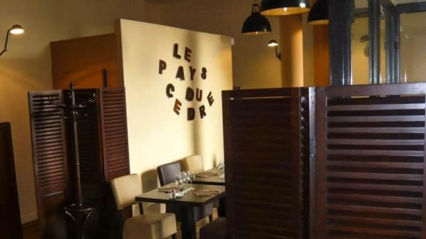 Le Pays Du Cèdre Centre Détail décoration