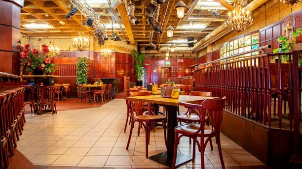 Columbus Het restaurant