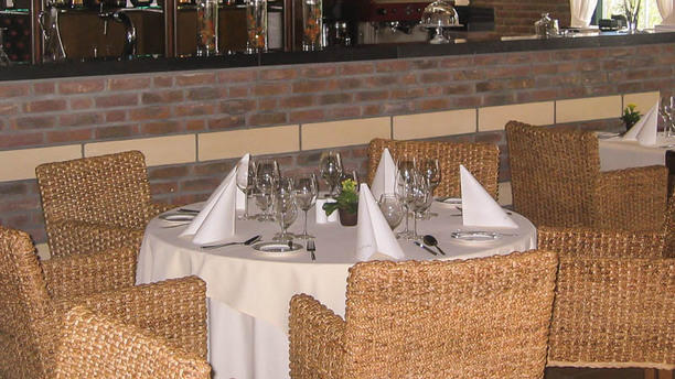 De Aw Geul Het restaurant
