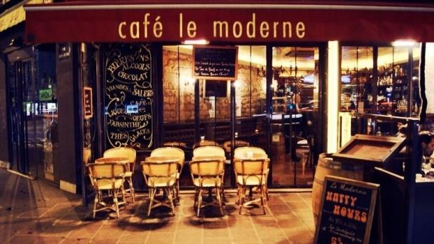 Le Moderne in Paris - Restaurant Reviews, Menu and Prices - TheFork