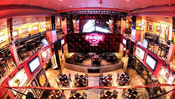 Hard Rock Cafe Curitiba Rw ambiente