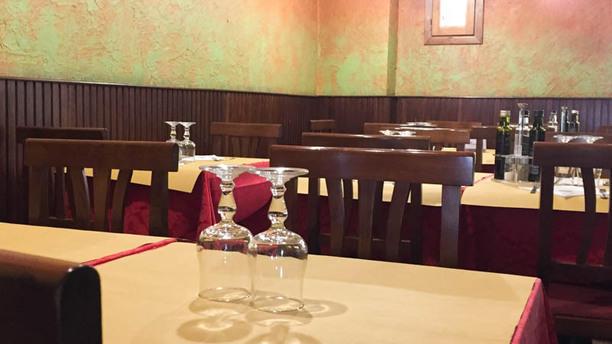 L'Insalata Ricca - Calboli Mazzini Sala del ristorante