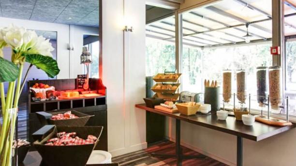 Best Western Alexander Park Salon du restaurant