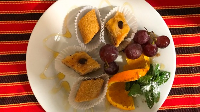 Dessert - Patrimoine K, Lille