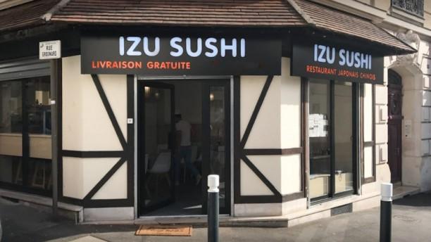 Izu Sushi Entrée