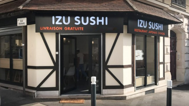 Izu Sushi - Restaurant - Fontenay-sous-Bois