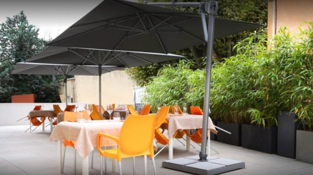 Restaurant Occitan Terrasse