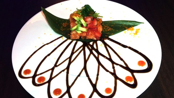 Ginga Sushi Experience Suggerimento dello chef