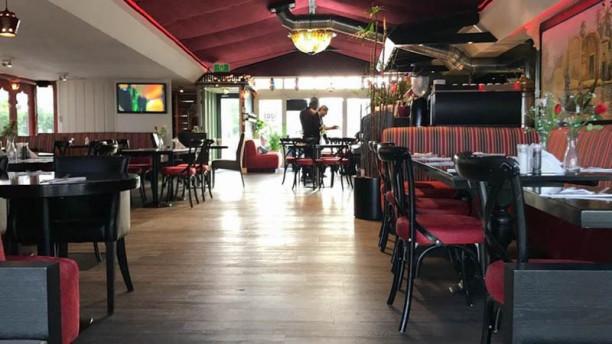 Restaurant 1001 nacht Vista sala