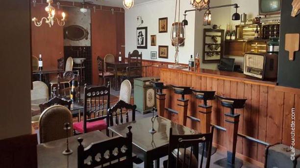 Herança Vintage Bar Sala