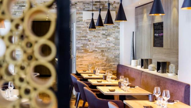Vista sala - Enjoy Sushi Côte Bleue, Sausset-les-Pins