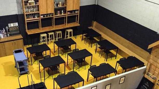 Meigas Fora Buffet Vista sala