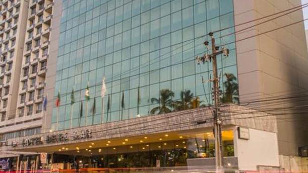 Jangadeiro Hotel Beira Mar rw fachada