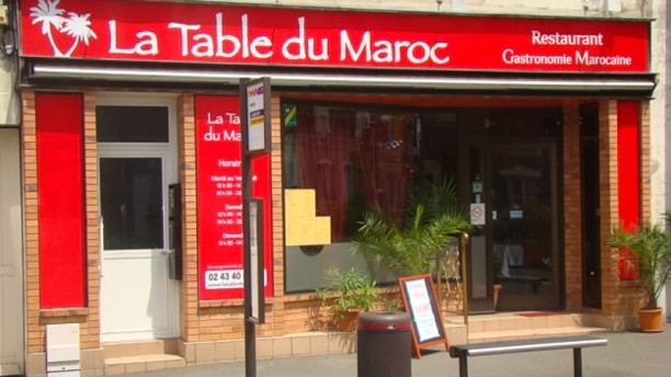 Restaurant la table du maroc le mans 72100 menu - La table du lavoir restaurant martillac ...