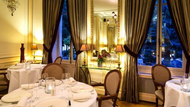 Hostellerie Cèdre & Spa Beaune - Restaurant - Beaune