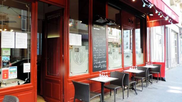 Bourgogne Sud Neuilly entrée