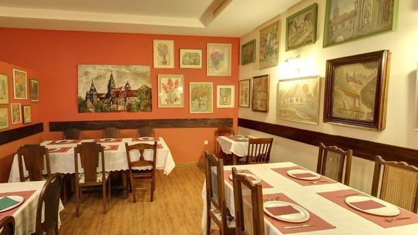 Resultado de imagen de la polonesa restaurante imagenes