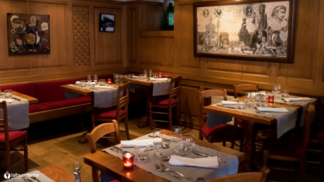 Brit Hotel Confort La Ferme du Pape - Restaurant - Eguisheim