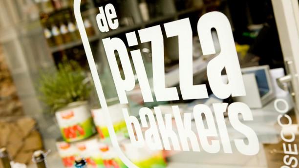 De Pizzabakkers (De Pijp) Het restaurant