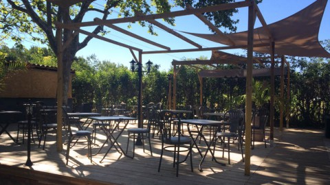 restaurant - L'Auberge de la Barque - Fuveau