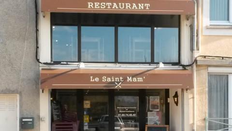 restaurant - Le Saint Mam - Saint-Mammès