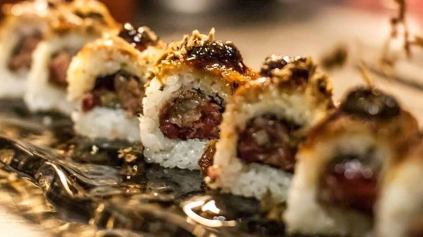 One Sushi Restaurant Sugerencia del chef