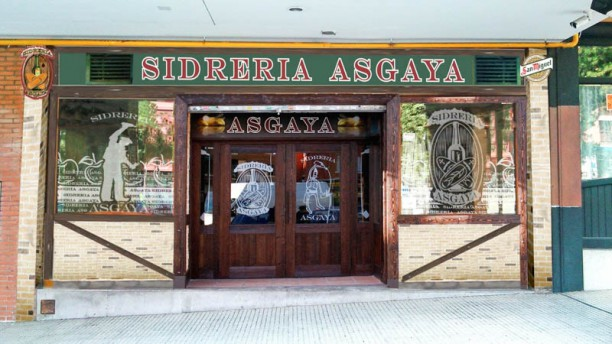 Sidreria Asgaya - Calle de Toledo Entrada