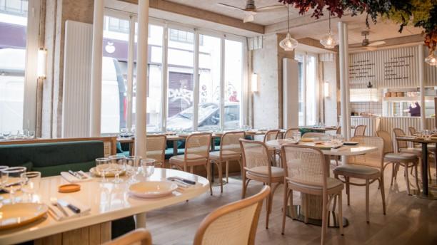 Pique-Nique Salle du restaurant