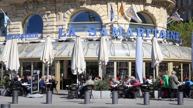 La Samaritaine - Restaurant - Marseille