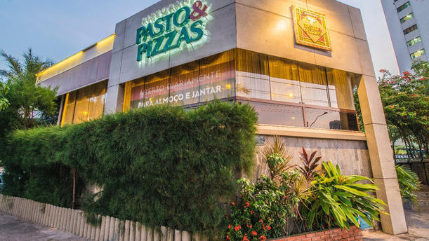 Pasto & Pizzas - Dom Luiz rw fachada