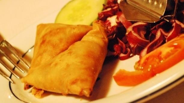 Tandoori House Suggestion de plat