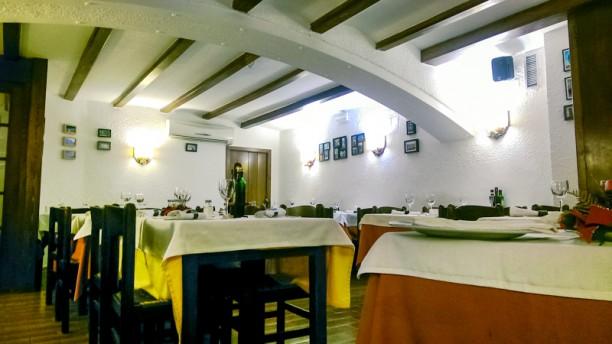 El Celler de Sarrià Vista salón