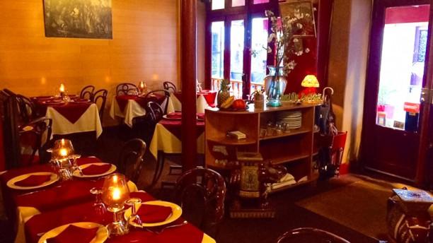 Le Bernica Salle du restaurant