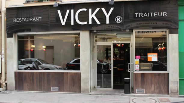 Vicky Entré