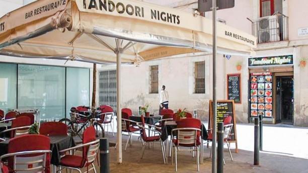 Tandoori Nights Terraza