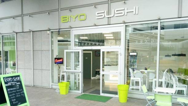 Biyo Sushi Devanture