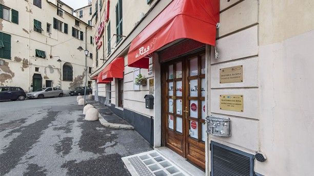 Da Rina In Genoa Restaurant Reviews Menu And Prices Thefork