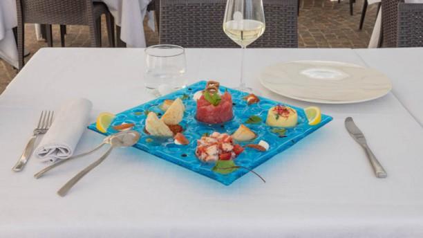 La Perla dell'Ostricaio Suggerimento dello chef