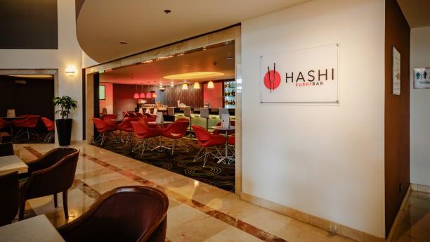 Hashi Sushi Bar (Hotel Sheraton Bogotá)
