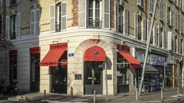 Restaurant le clin 39 s factory maisons alfort 94700 for Bar belge maison alfort