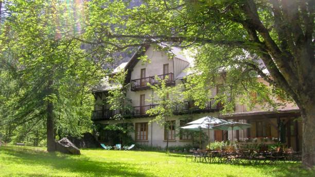 Chalet Hôtel d'Ailefroide Jardin