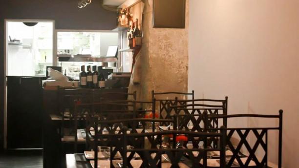 La Table d'Ott Vue salle